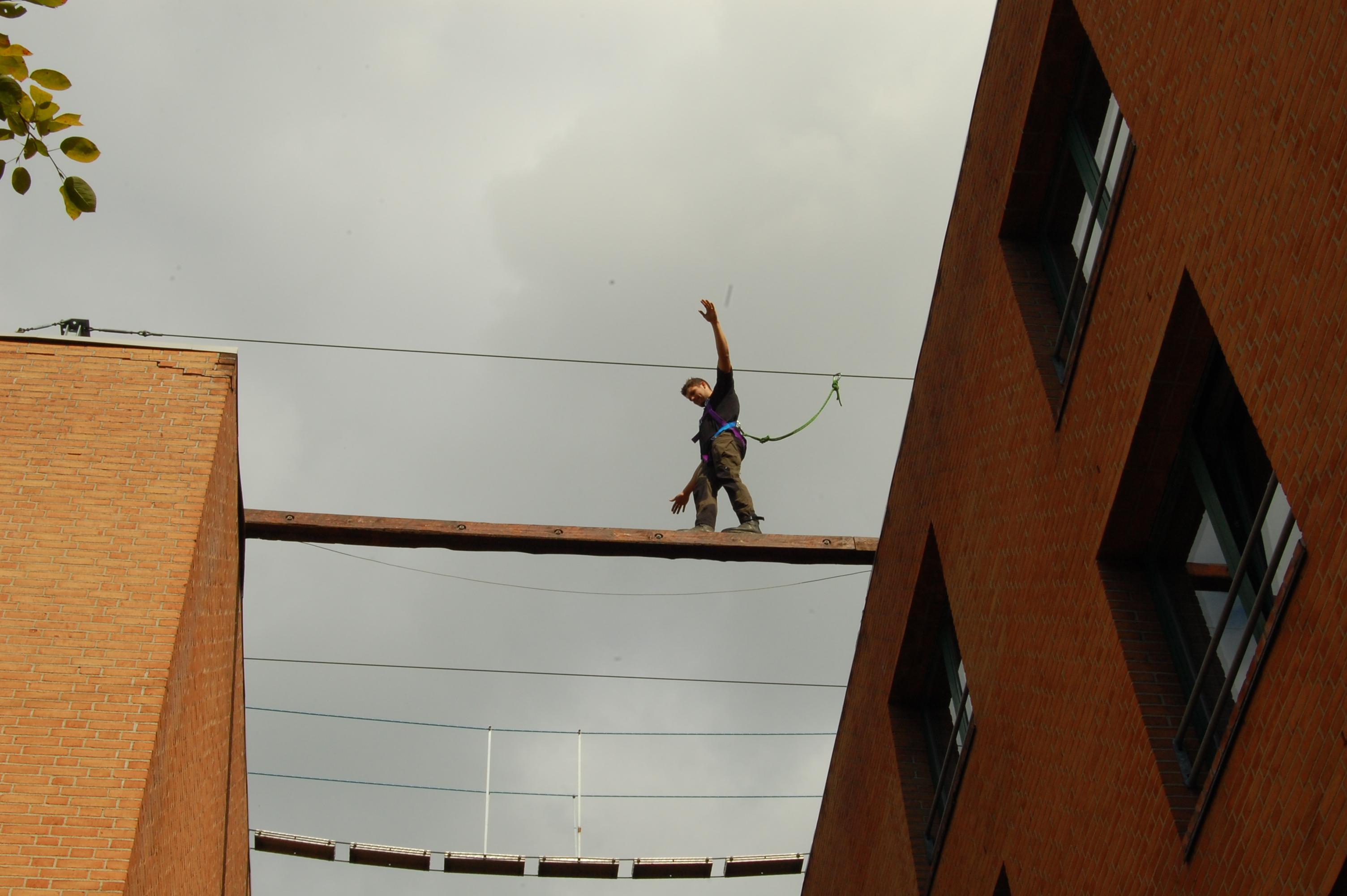 Balancebom på Eventcenter Odense